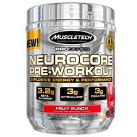 Предтренировочный комплекс MuscleTech Neurocore Pre-Workout, пунш, 50 порций, 257 г