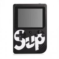 Портативная игровая приставка SUP GAMEBOX PLUS 400 в 1 (черный)