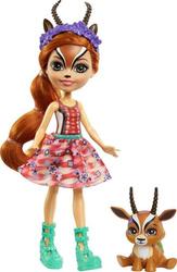Enchantimals Игровой набор Кукла со зверюшкой FNH22_GTM26