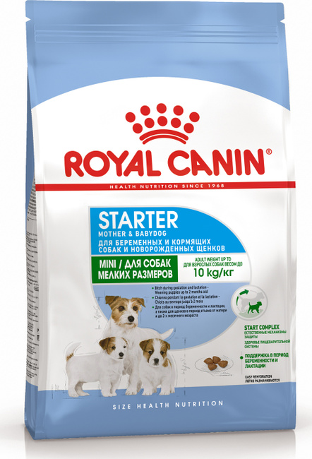 Корм royal canin dog