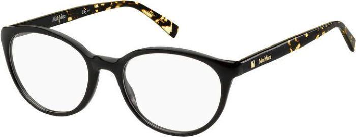 Оправа для очков женская Max Mara 1323, MAX-1005508075439, черный оправа max