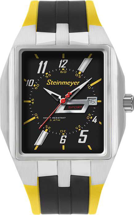 купить Наручные часы Steinmeyer S 311.13.26 по цене 3500 рублей
