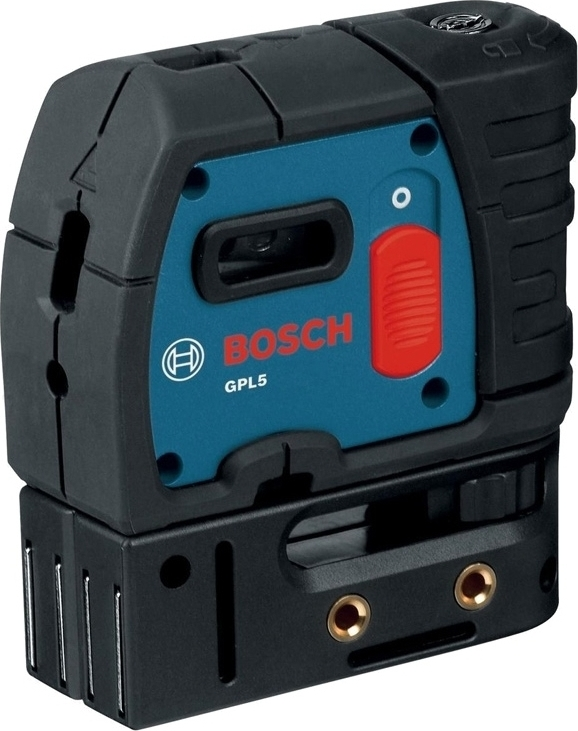Лазерный уровень автоматический Bosch GPL 5 С +BM1