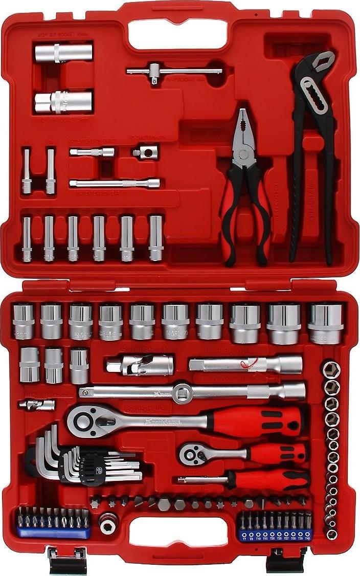 Набор ручного инструмента MATRIX 13587 все цены