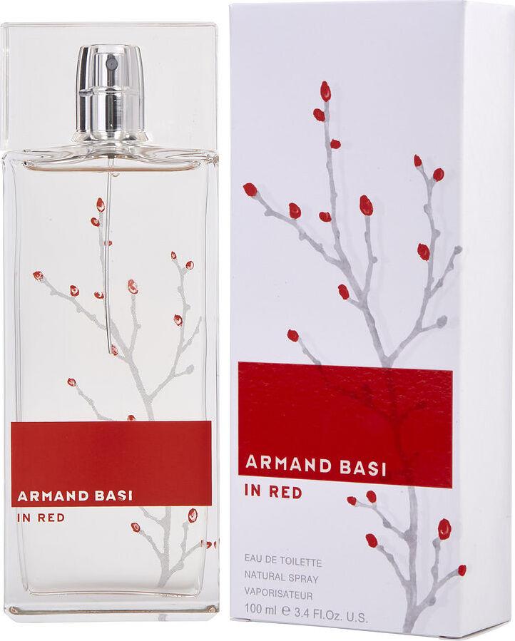 Armand Basi In Red Eau de Toilette 100 мл