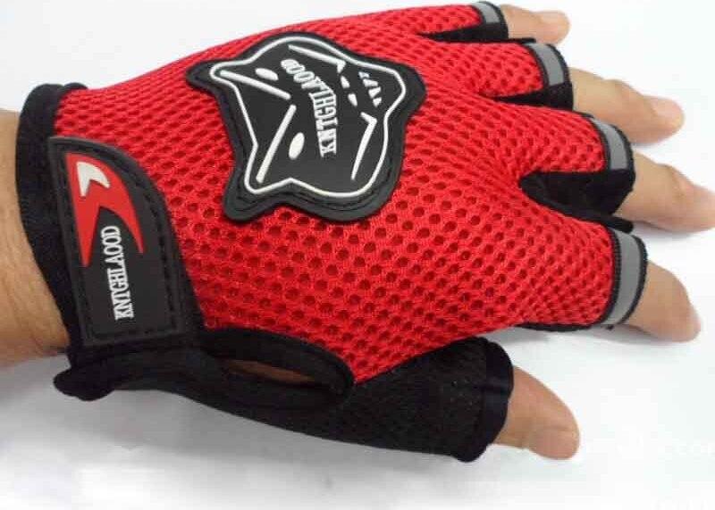 Спортивные перчатки без пальцев цена