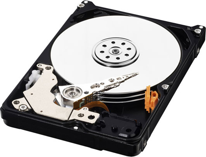 Внутренний жесткий диск WD AV-25 1TB, WD10JUCT