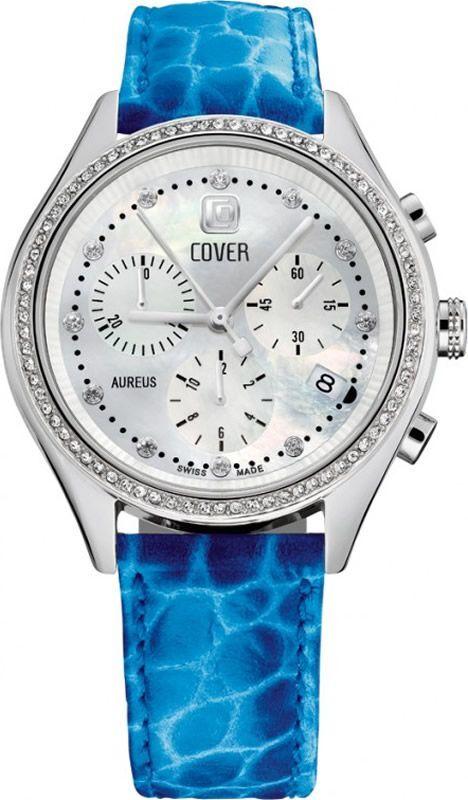 Наручные часы Cover 160.ST2LBU/SW цена