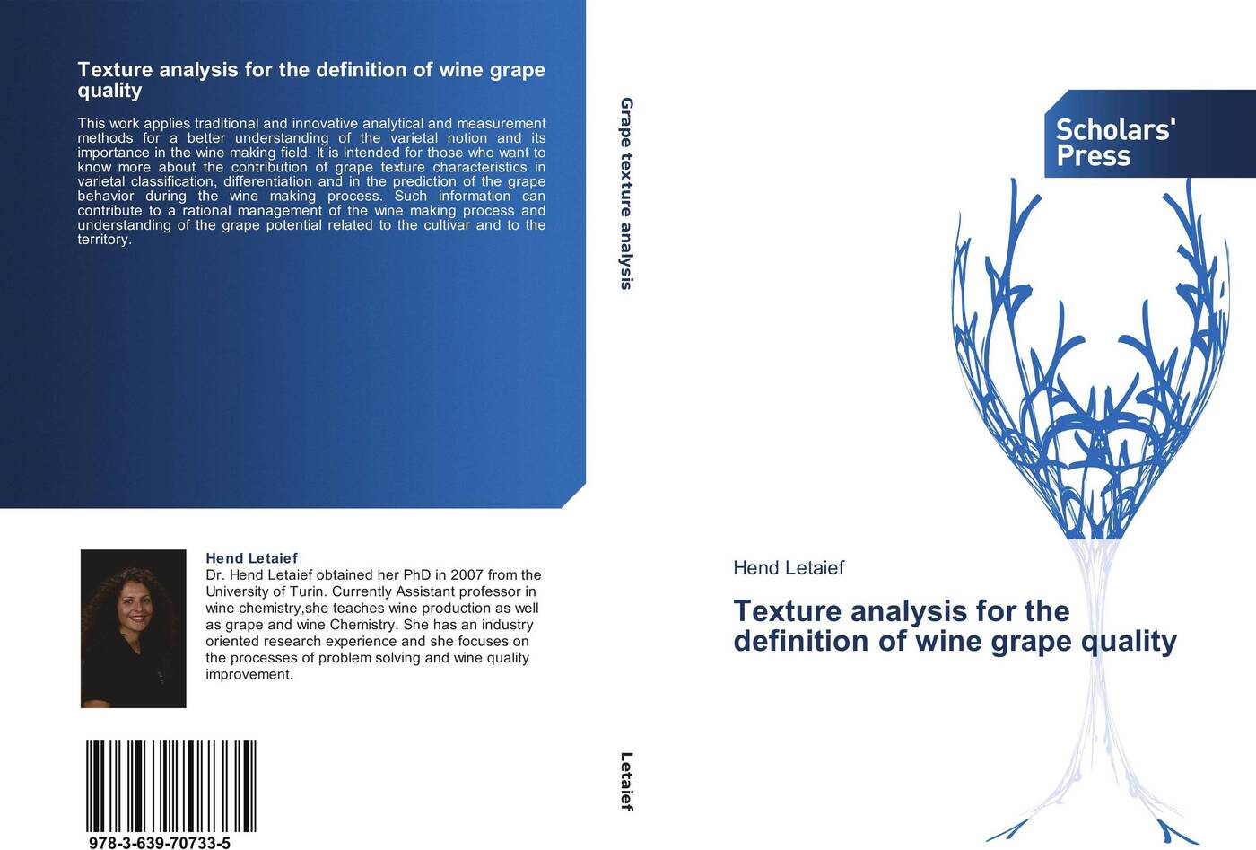 лучшая цена Hend Letaief Texture analysis for the definition of wine grape quality