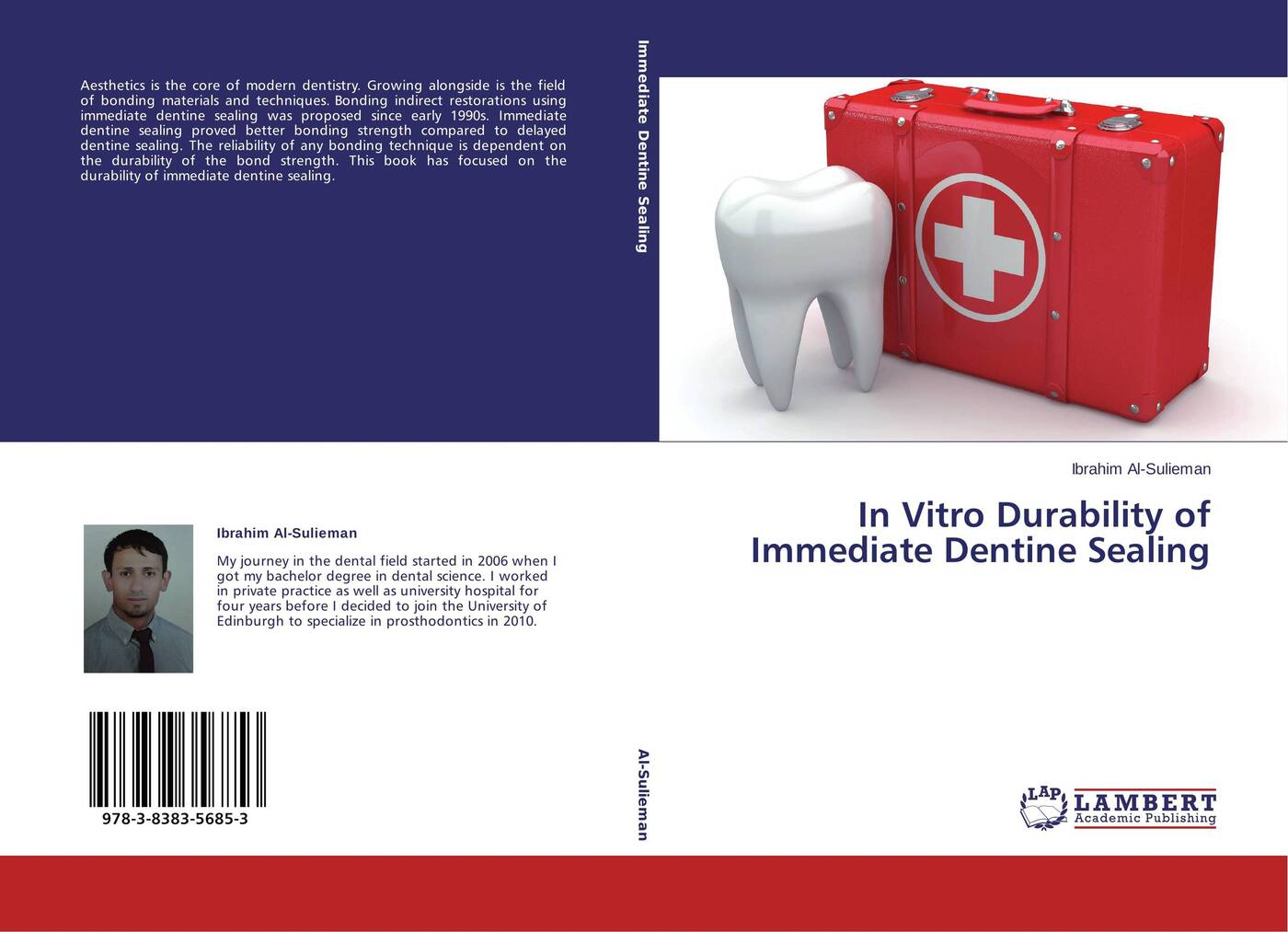 Ibrahim Al-Sulieman In Vitro Durability of Immediate Dentine Sealing lev klyatis m accelerated reliability and durability testing technology