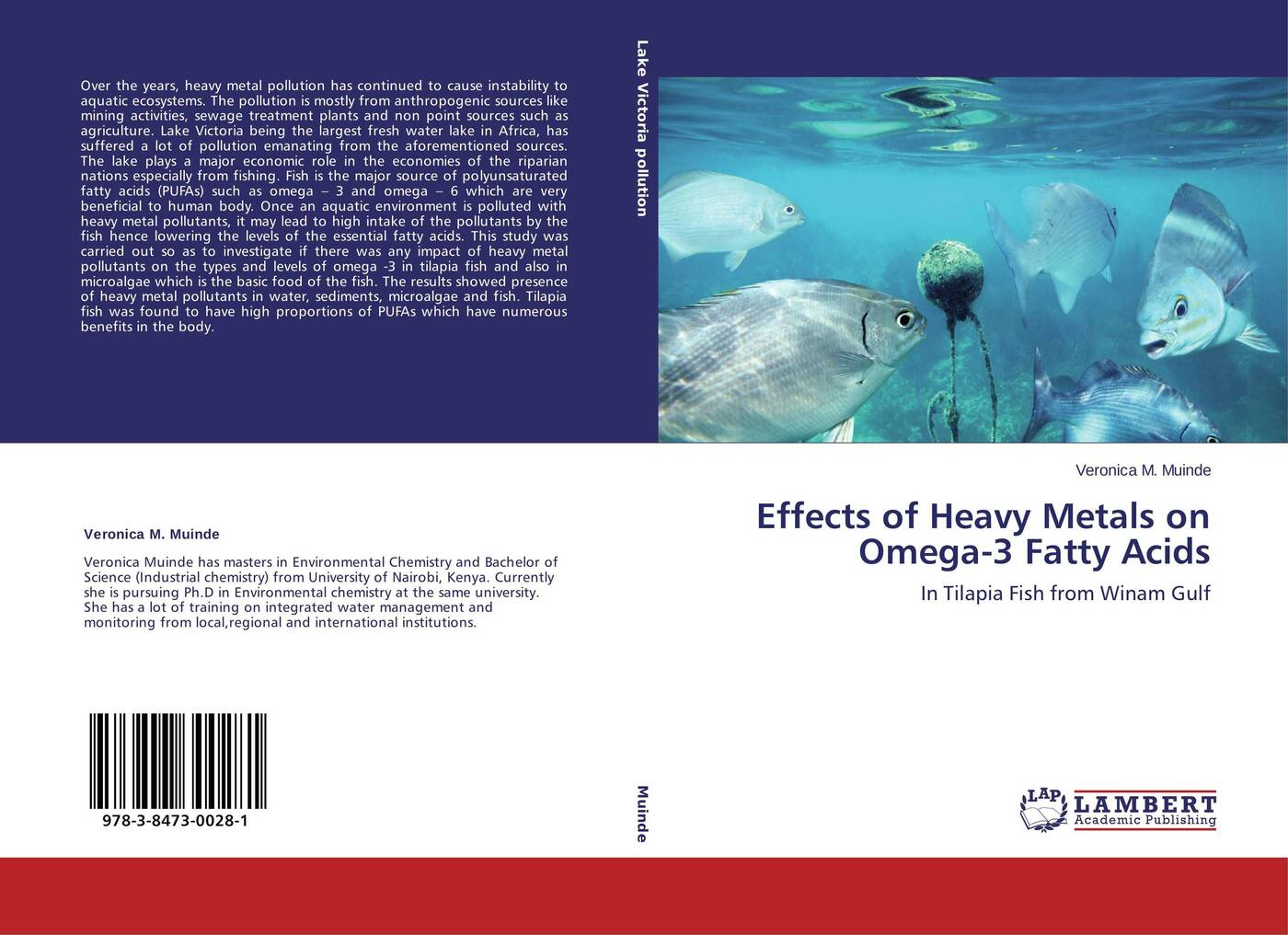 Veronica M. Muinde Effects of Heavy Metals on Omega-3 Fatty Acids fish oil 220 softgels pharmacist recommended fish oil pills 1200mg fish oil concentrate 360mg of omega 3 fatty acids 360mg epa