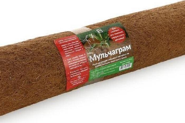 Мульчаграм Nekura кокосовый 1х3м