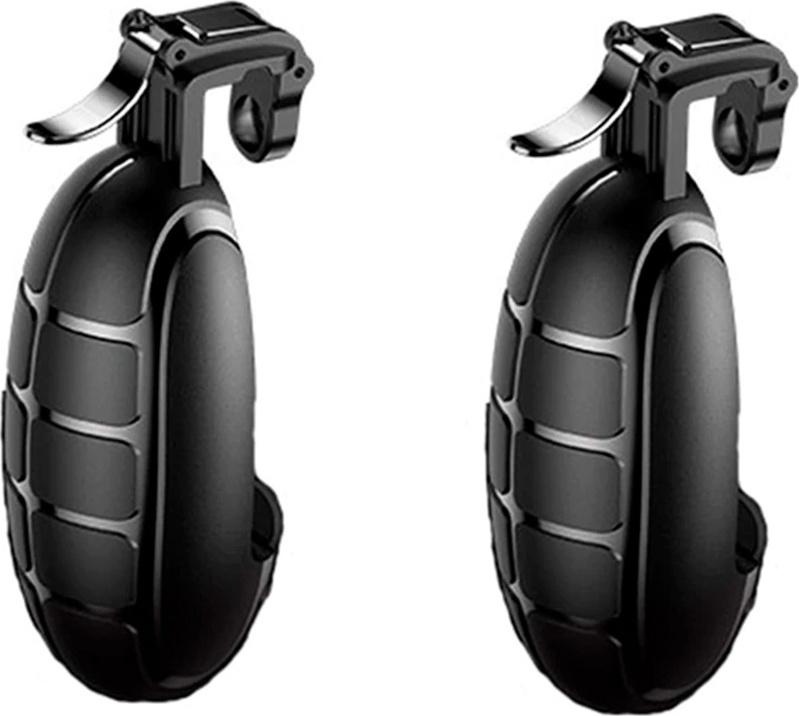 Геймпад-триггер Baseus Grenade Handle For Games - Черный (ACSLCJ-01) xbox360 pc wirelrss handle receiver