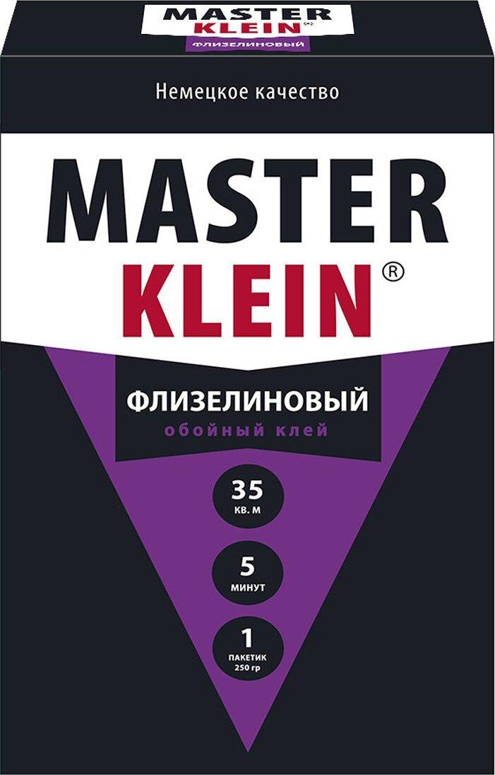 Клей обойный Master Klein для флизелиновых обоев 250гр клей обойный bostik flizilex для флизелиновых обоев 0 25кг