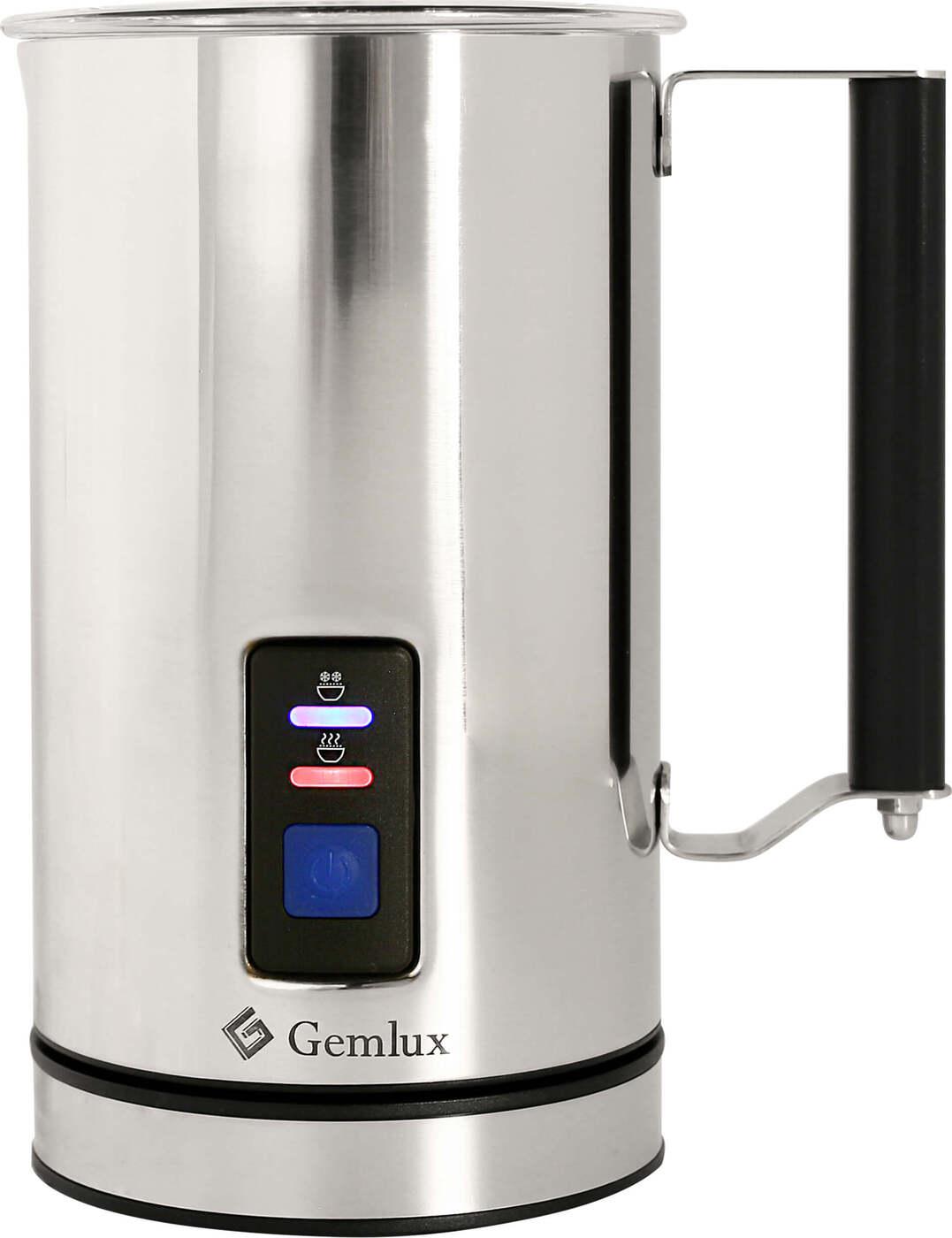 Подогреватель и вспениватель молока Gemlux GL-MF-05