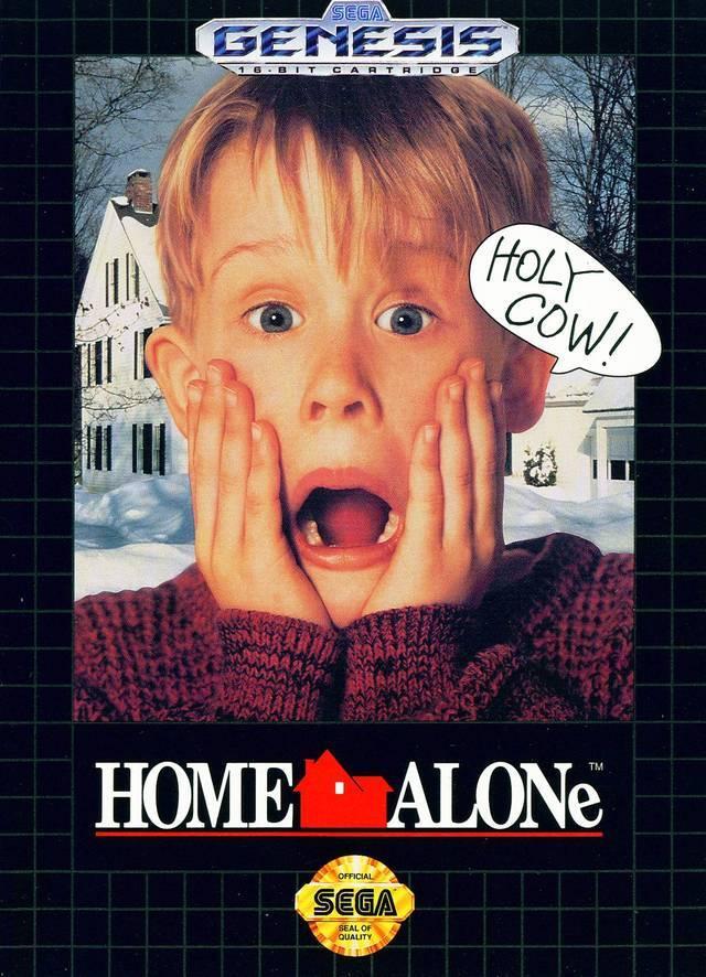 SEGA Home Alone игры на приставку torrent