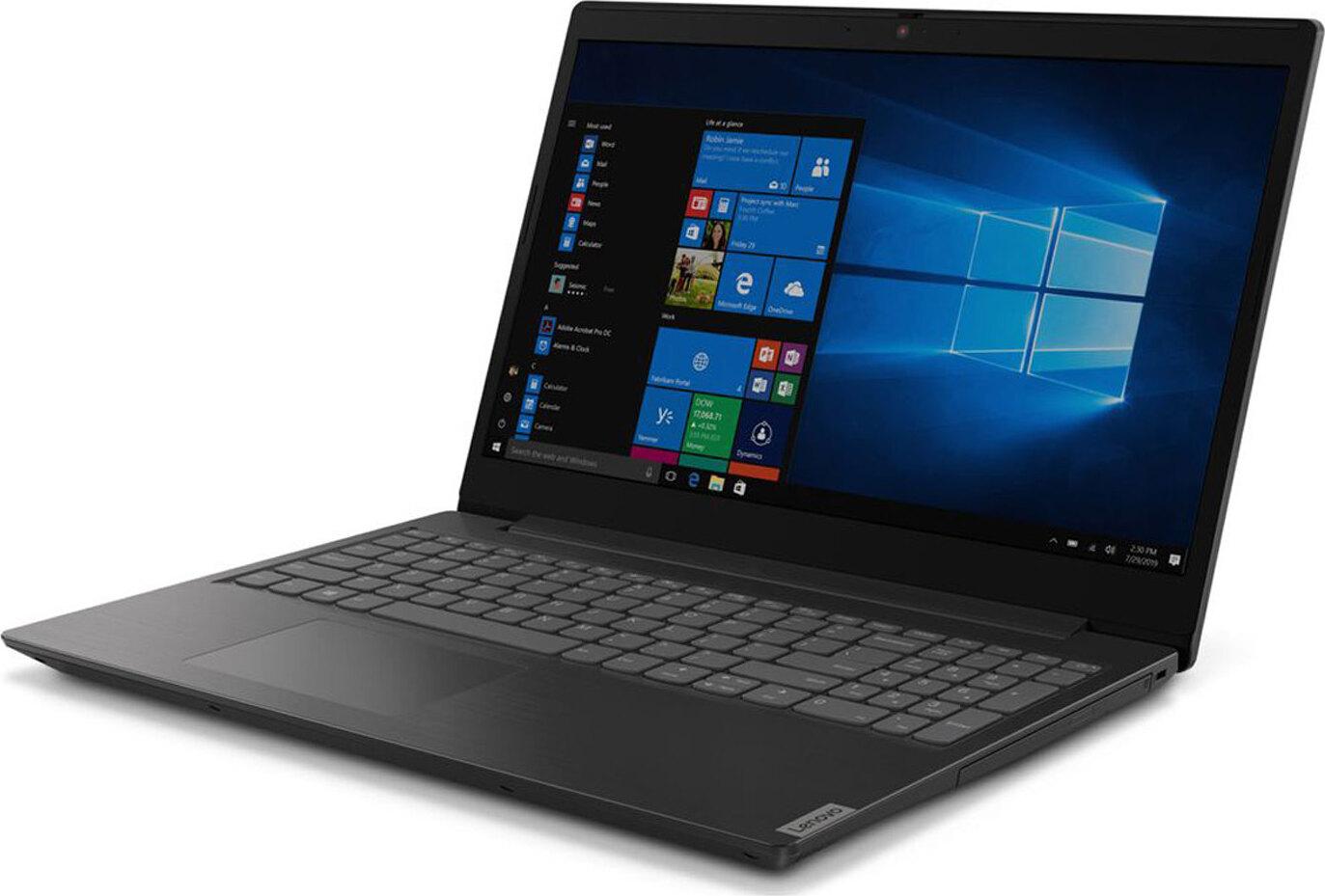 15.6 Ноутбук Lenovo IdeaPad L340-15API 81LW005BRU, черный
