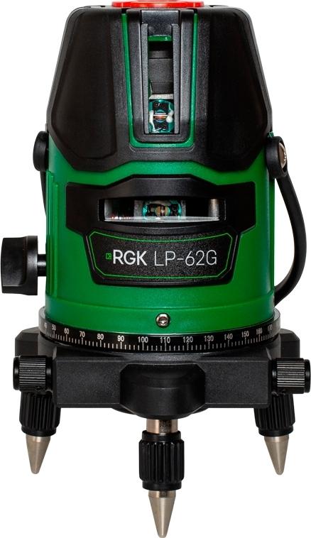 Уровень лазерный автоматический RGK LP-62G