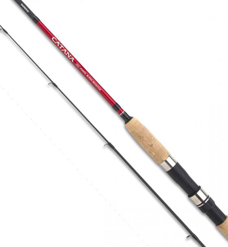 Shimano CATANA DX SPINNING 210 L SUPER SENSITIVE