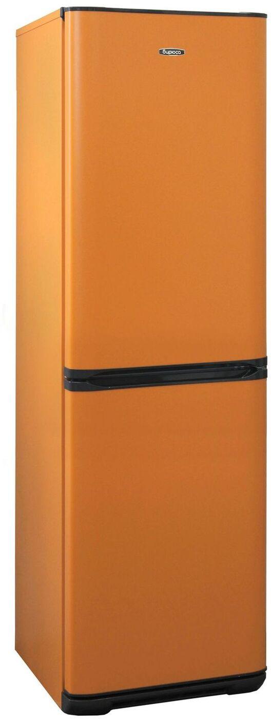 Холодильник Бирюса T131, оранжевый Бирюса