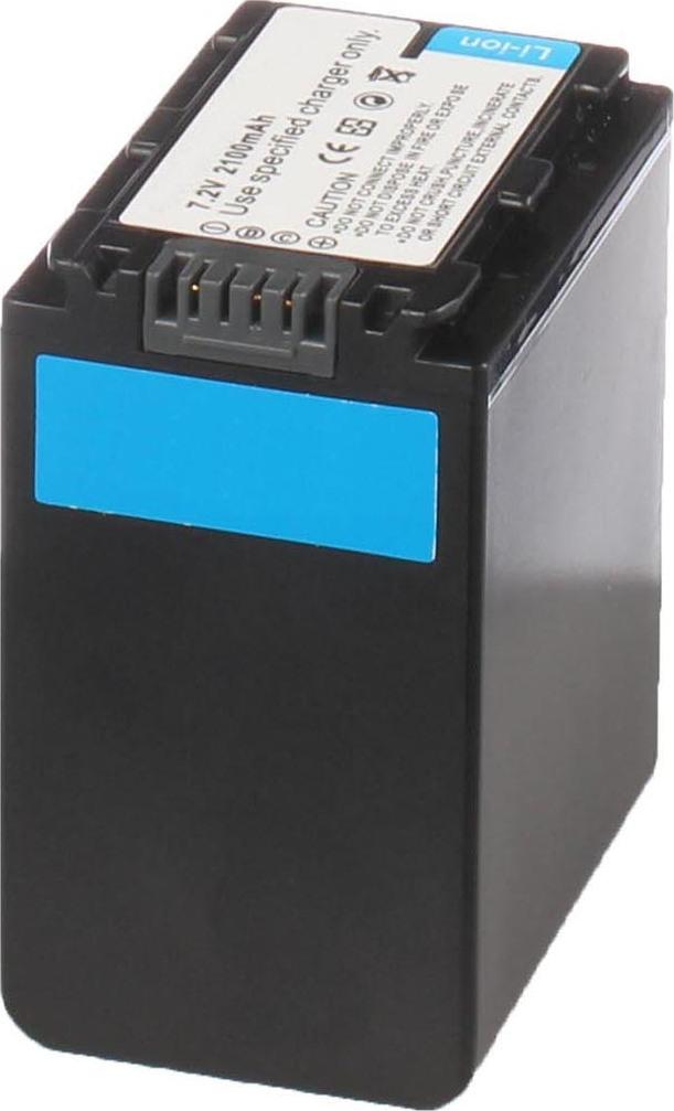 Аккумуляторная батарея iBatt iB-T3-F324 3300mAh для камер Sony HDR-TG5E, DCR-SR62E, DCR-SR85E, HDR-XR520E, HDR-CX7EK, DCR-HC52E, DCR-HC62E, DCR-HC48E, HDR-CX12E, HDR-SR7E, DCR-DVD610, HDR-UX5E, DCR-DVD710, DCR-SR300E, DCR-DVD108, DCR-SX60, DCR-DVD109,
