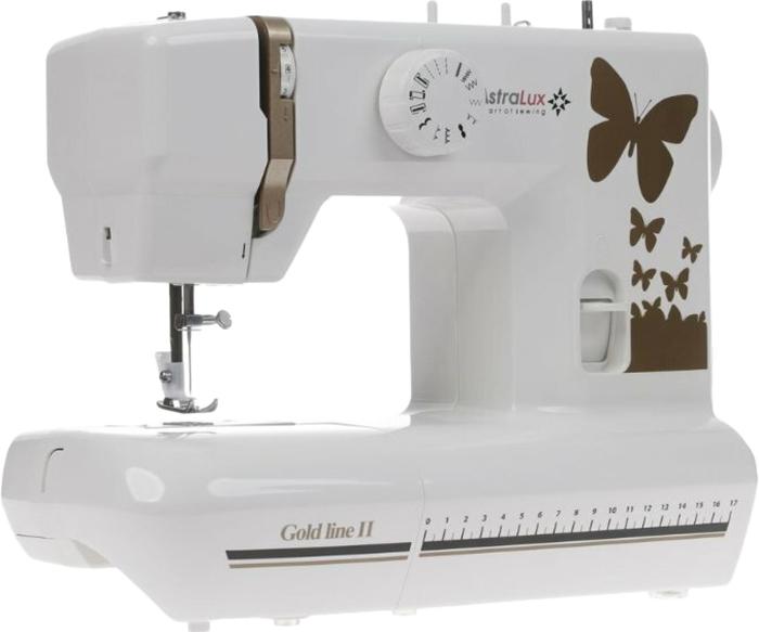 Швейная машина Astralux Gold Line II, белый