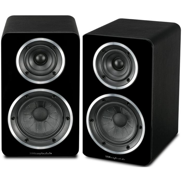 Полочная акустика Wharfedale Diamond A1 System black (+hub)