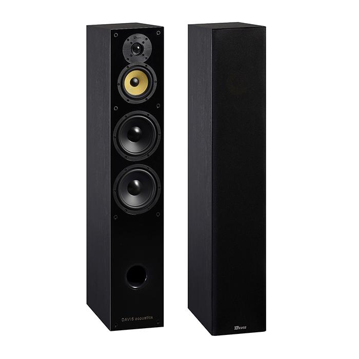 Напольная акустика Davis Acoustics Balthus 70 black ash