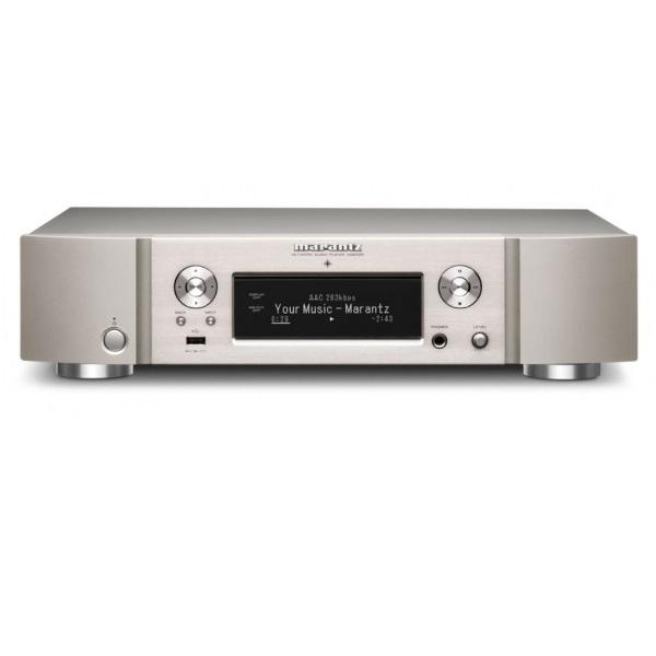 Сетевой аудио проигрыватель Marantz NA 6006 silver/gold