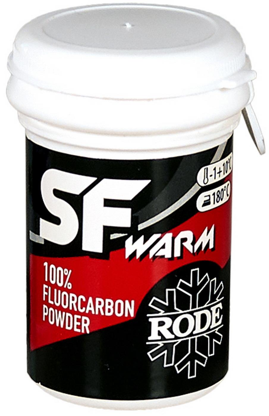 Фторовый порошок Rode Super Fluor Powder Warm, +10?…-1?C, SFW, 30 г
