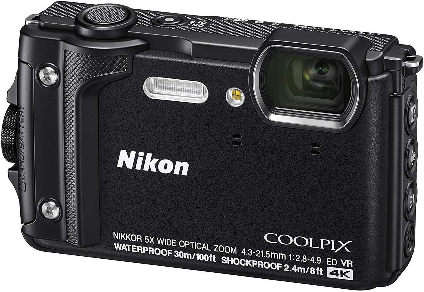 компактные фотоаппараты никон новинки какой-то