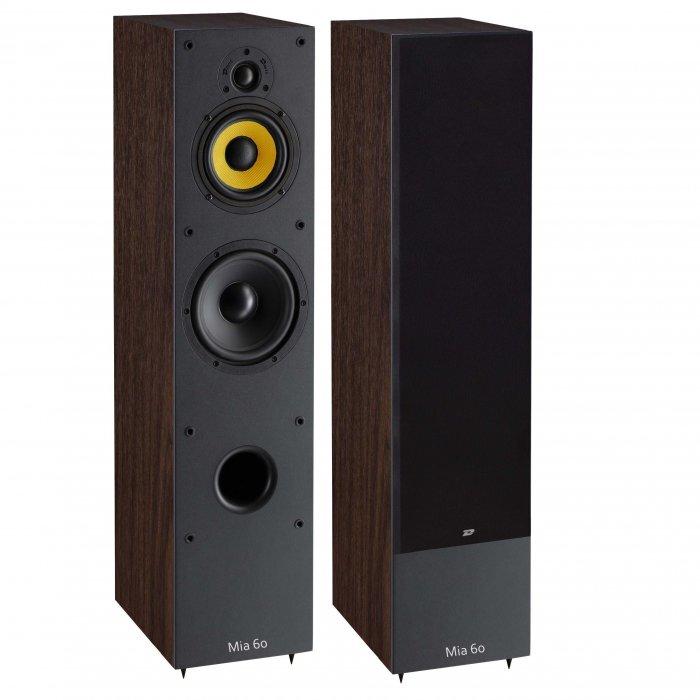 Напольная акустика Davis Acoustics MIA 60 teak