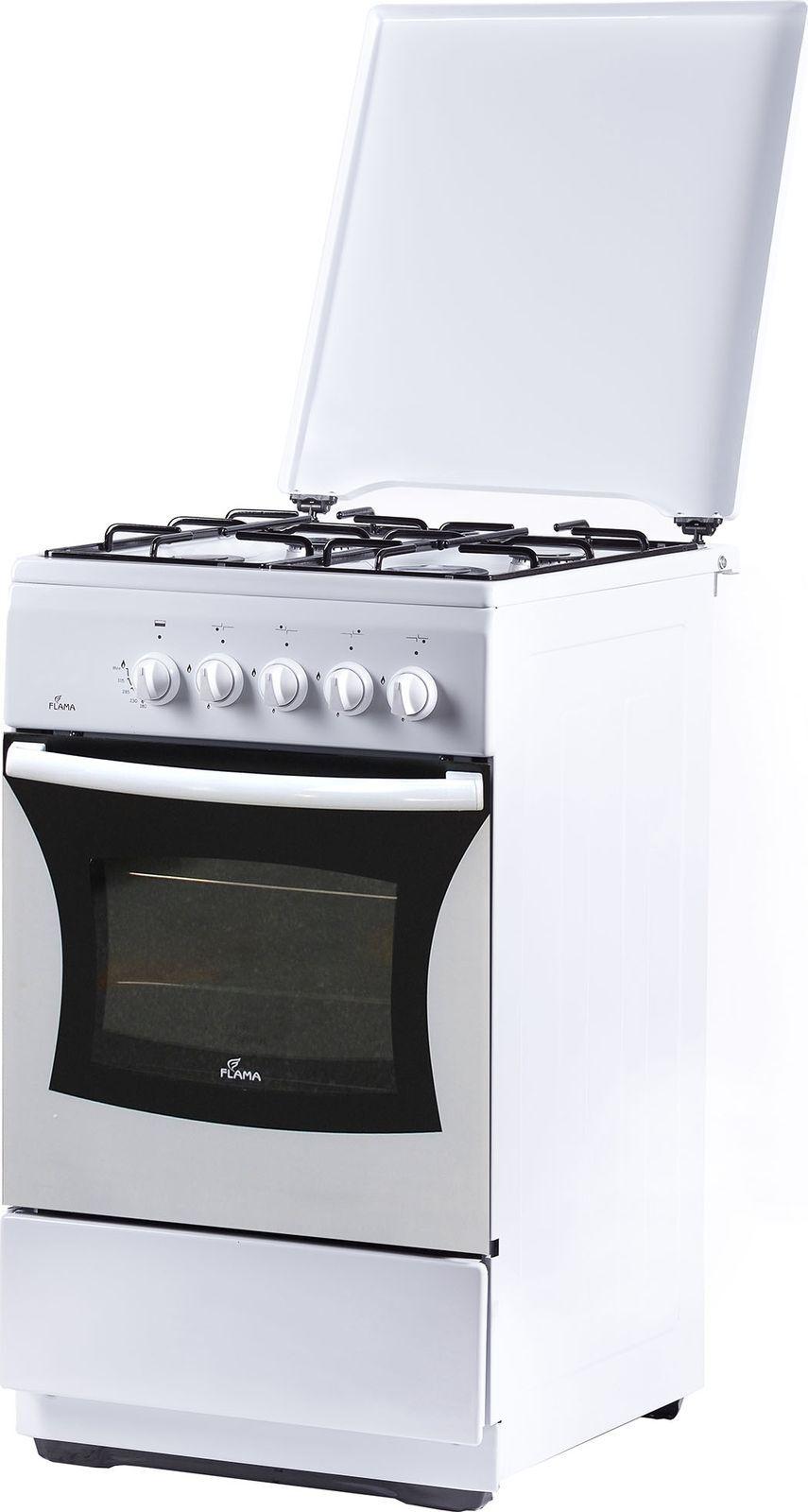 Кухонная плита Flama FG 24023 W, белый