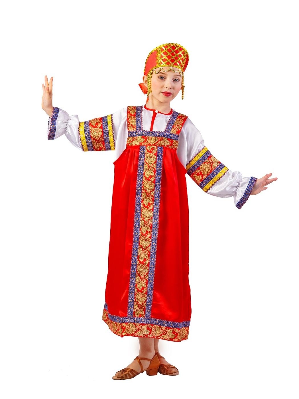 Народный костюм россии картинки