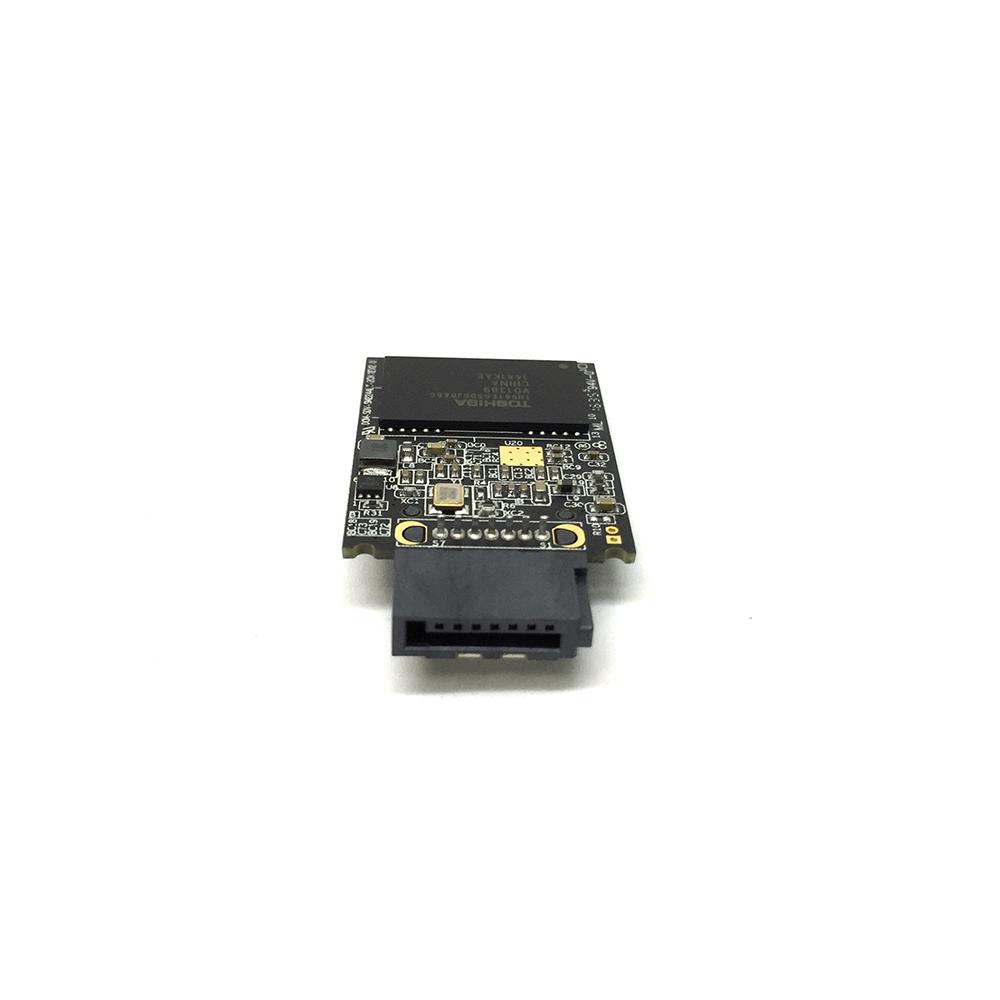 Твердотельный накопитель SSD SATA DOM 32Gb, вертикальный с кабелем питания, EDM-SA-51-032GMJ, Espada