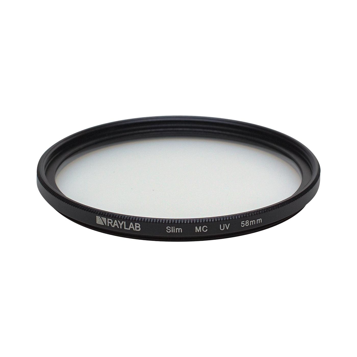 Фильтр защитный ультрафиолетовый RayLab UV Slim 58mm