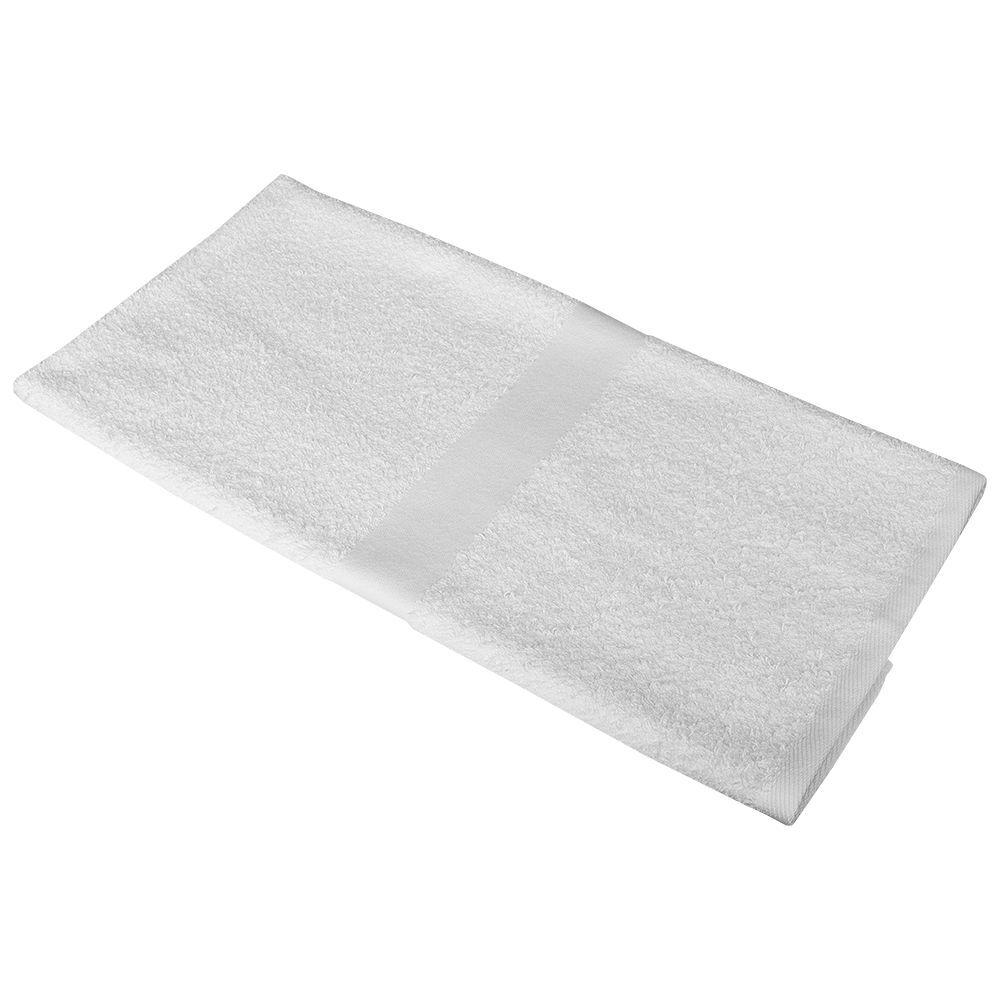 Полотенце махровое Soft Me Medium, белое