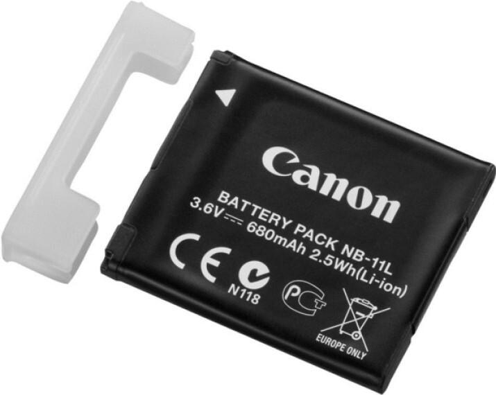 Аккумуляторы NB-11L  для Canon Digital IXUS, Canon PowerShot