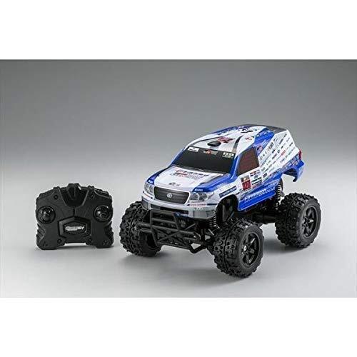 G-DRIVE eco + Toyota Land Cruiser 200 Dakar Rally 2017 winner vehicle