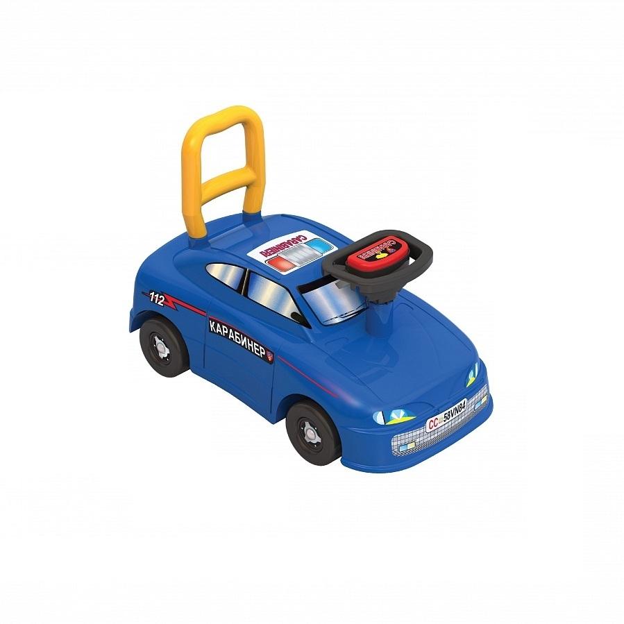 Автомобиль-каталка детский Норд Carabinieri №431001