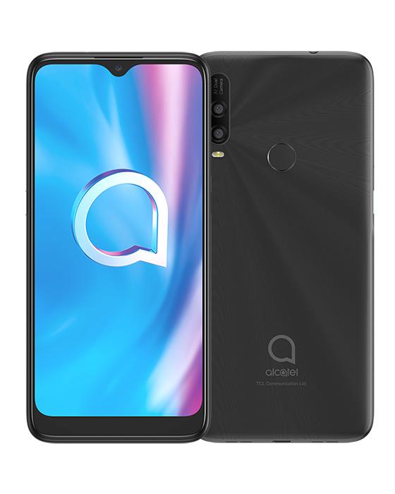 смартфон alcatel 4087u 2/32gb, серый