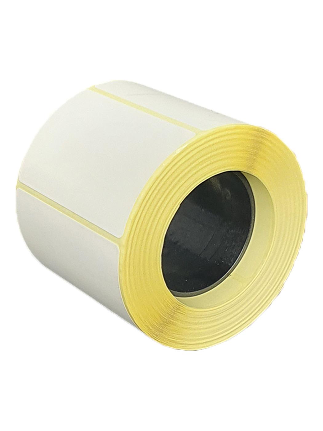 Термоэтикетки 58 х 40 мм Termolenta (600 шт в рулоне)