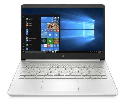 "14"" ноутбук hp 14s-dq2003ur, intel core i3-1115g4 (3.0 ггц), ram8 гб, ssd 512 гб intel, windows 10 home, (2x1n6ea), серебристый"
