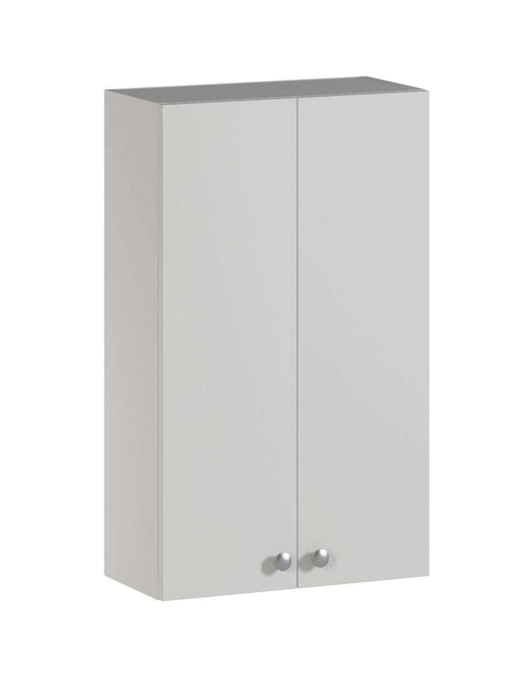 Шкаф навесной для ванной Genesis, 48х24х80 см, для ванны,104, Универсальный