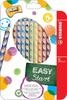 Карандаши цветные STABILO EASYcolors, для левшей, с точилкой, 12 цветов - изображение
