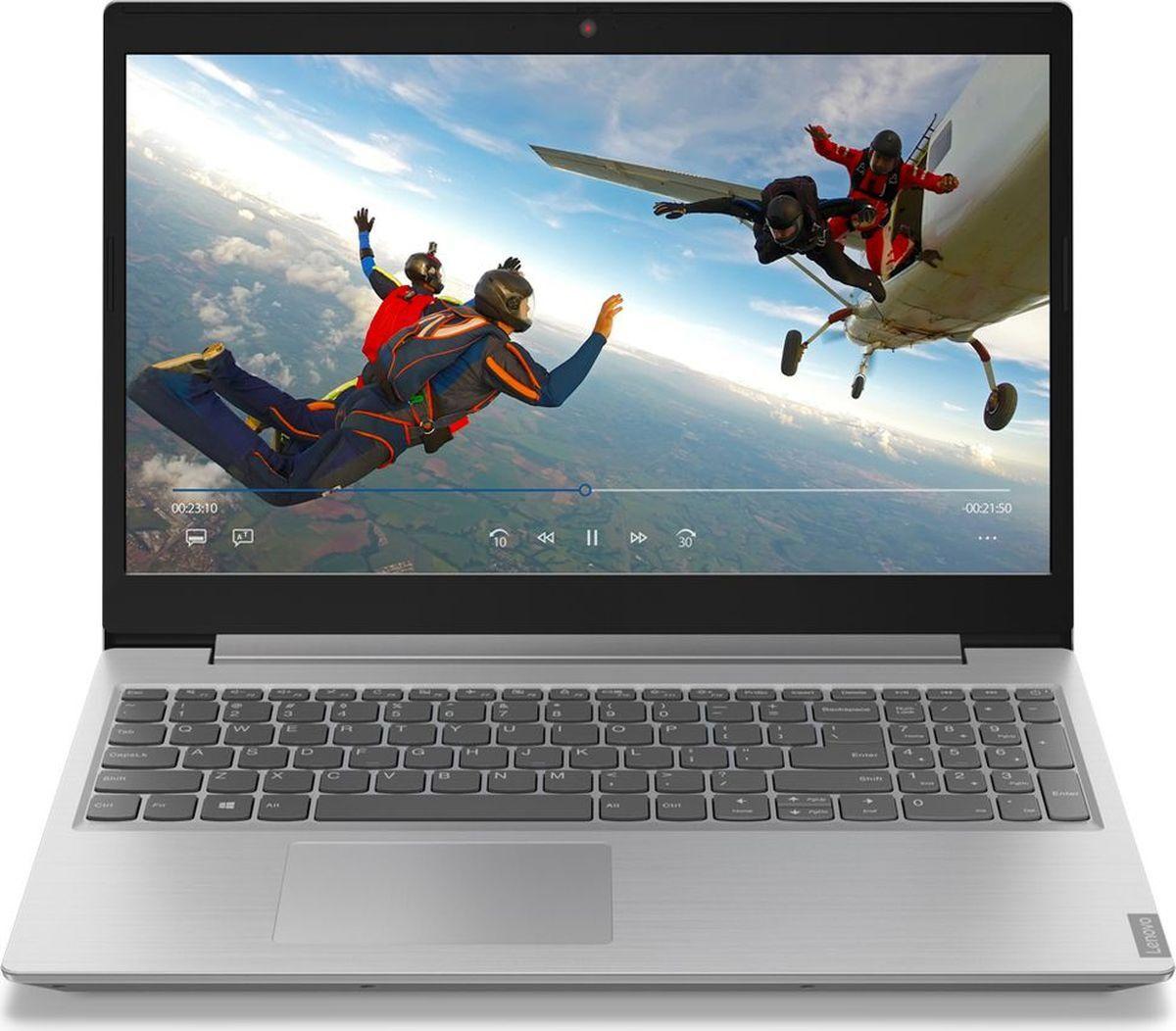 """15.6"""" Ноутбук Lenovo IdeaPad L340-15IWL (81LG00MNRK), серый #1"""