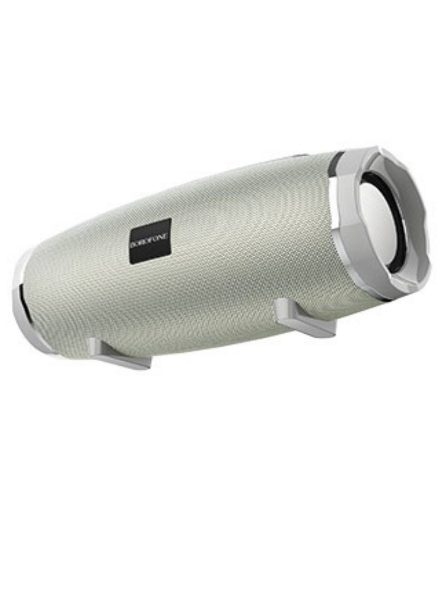 Портативная акустика Borofone BR3 Rich Sound Sports Wireless Speaker серый #1