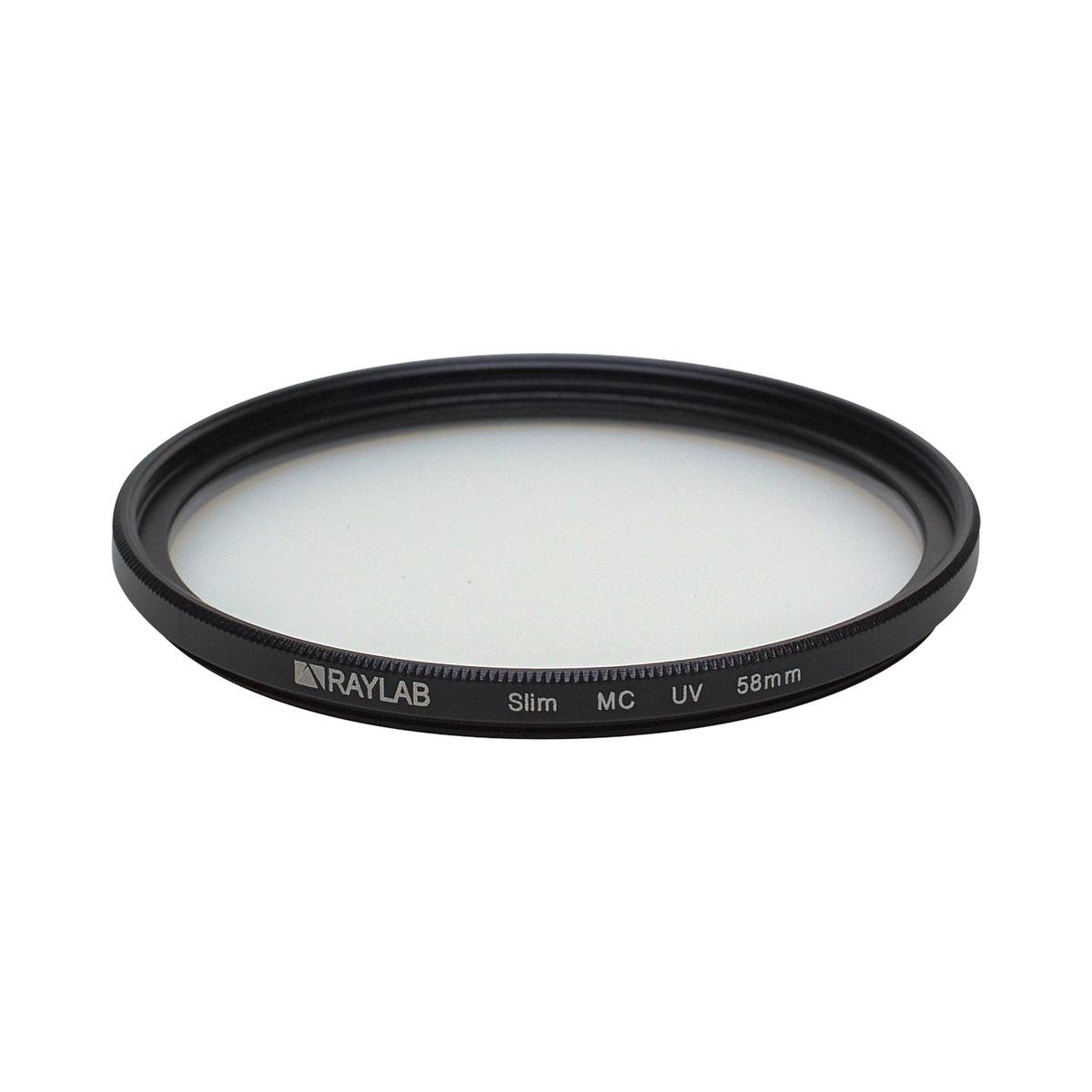 Фильтр защитный ультрафиолетовый RayLab UV Slim 58mm #1