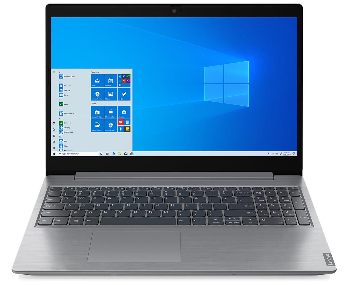 "15.6"" Ноутбук Lenovo Ideapad L3 15IML05 (81Y3001KRK), серый металлик #1"