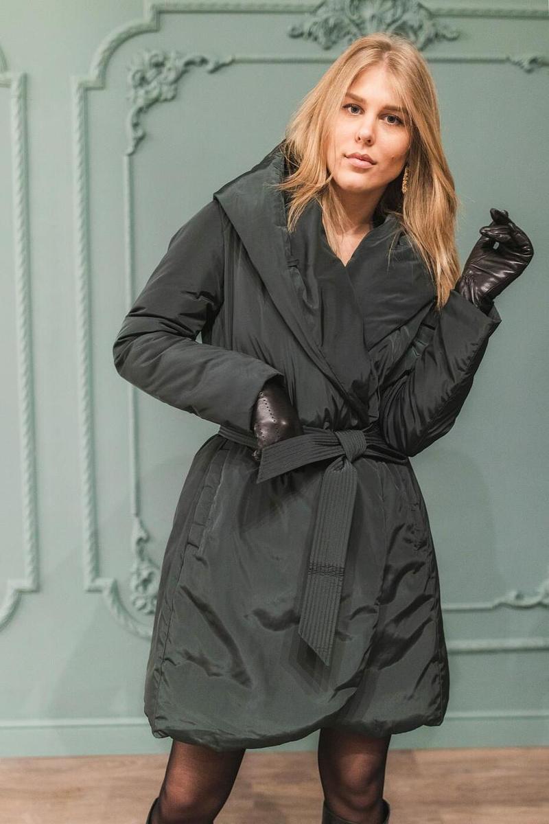 Пальто пуховое ODRI MIO #1